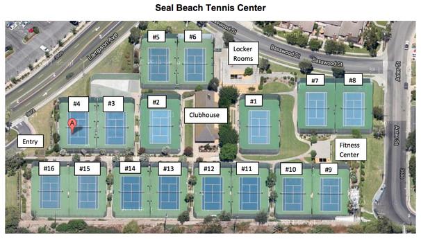 Tennis Academy In Seal Beach Ca
